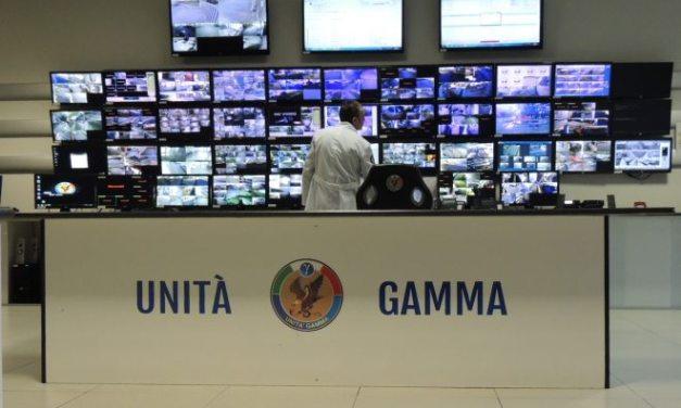 L'unità Gamma di Tortona si accorge di un incendio vicino a un deposito di gas a Montebello ed evita gravi danni