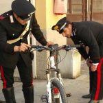 I carabinieri di Alessandria sorprendono un marocchino che rubava biciclette