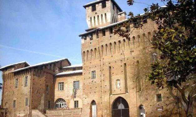 I Vegani fanno festa al castello di Pozzolo Formigaro