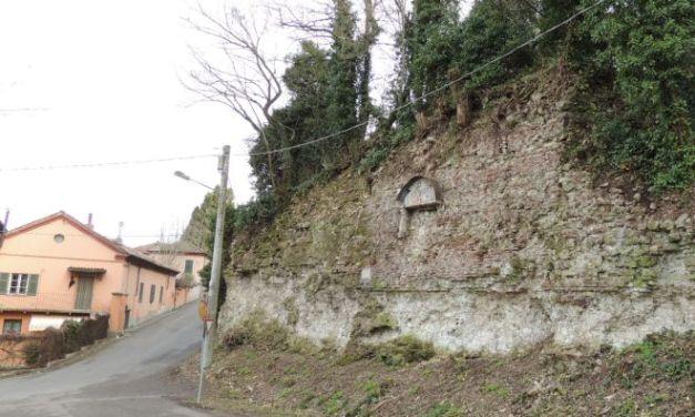 Grazie alla Fondazione C.R. di Tortona ritornate alla luce le vecchie mura del Castello