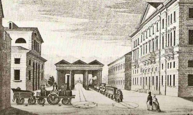 A Serravalle una mostra sui treni di 150 anni fa