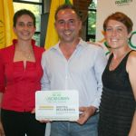 Al tortonese Mattia Bellinzona il premio regionale Oscar Green 2016