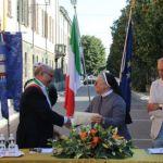 Pontecurone dà la cittadinanza a Madre Teresa Mabel