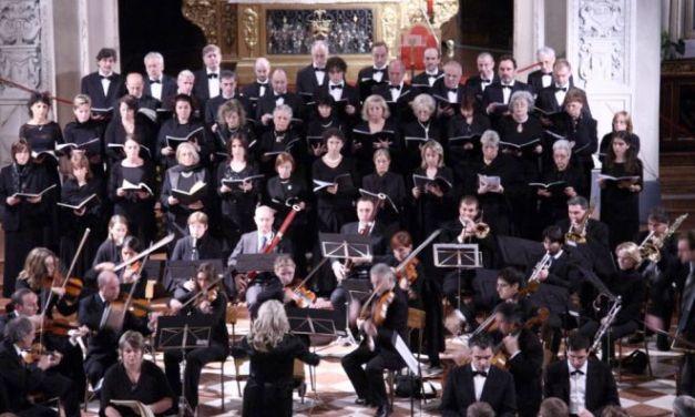 Il coro Mozart di Acqui mercoledì si esibisce a Ponti