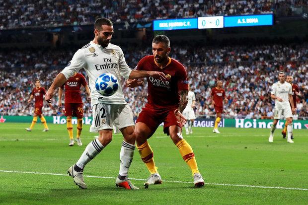 Real Tenta Reagir Contra A Roma E Mais A Terca De Liga