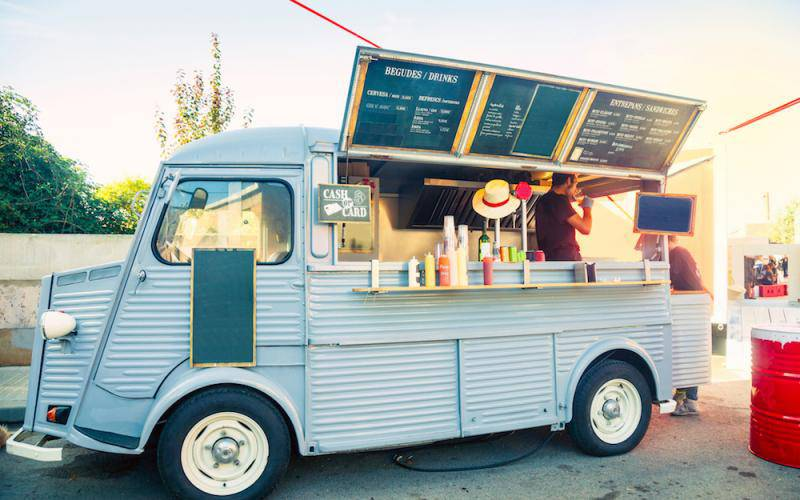 How to Write Food Truck Business Plan - Sample, Template from OGScapital
