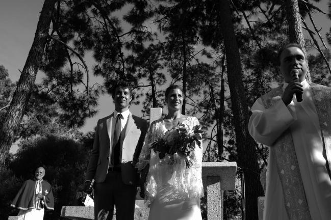 Mariage religieux plein air Corse (4)