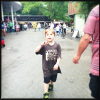 Kennywood, Part 1: The First Round of Giddiness