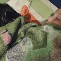 Sibling Sleepover