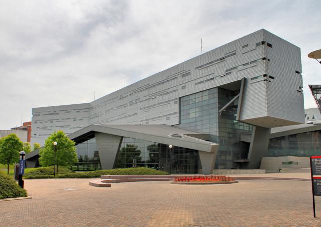Campus Recreation Center Housing
