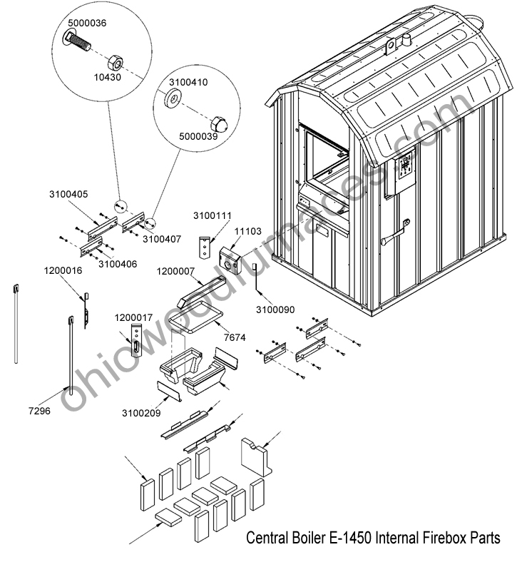 hardy wood furnace wiring diagram