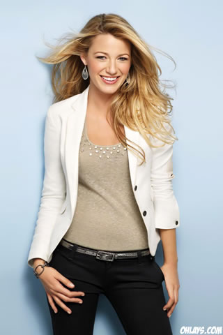 Blake Lively iPhone Wallpaper | #5874 | ohLays