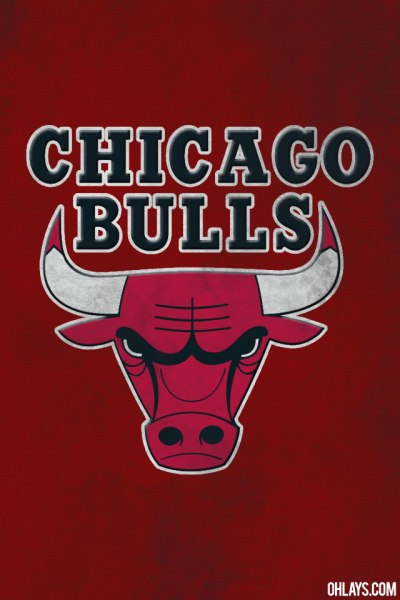 Chicago Bulls iPhone Wallpaper | #538 | ohLays