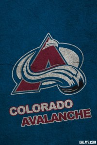 Colorado Avalanche iPhone Wallpaper | #397 | ohLays
