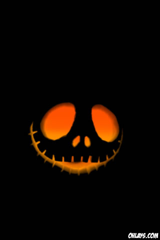 Jack O Lantern iPhone Wallpaper | #4376 | ohLays
