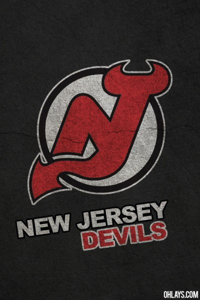 New Jersey Devils iPhone Wallpaper | #1140 | ohLays