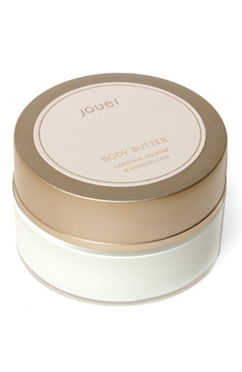 jouer cosmetics body butter | favorite things giveaway
