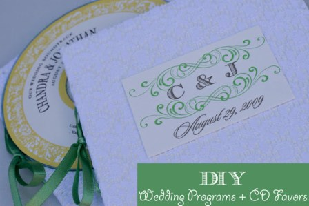 DIY_wedding_programs_and_favors