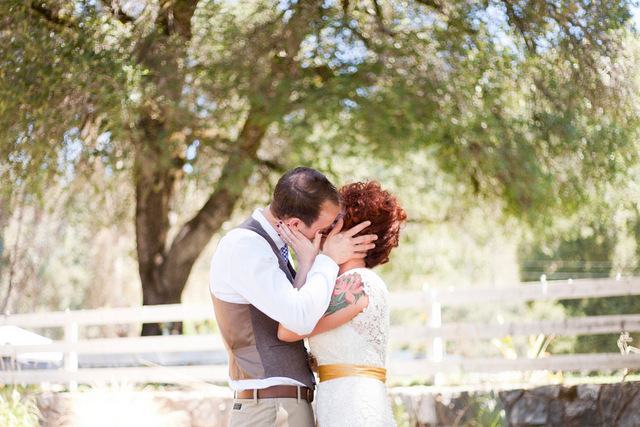 ranch wedding in Santa Cruz 