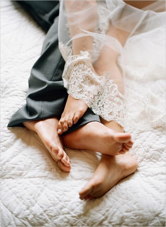 sex on your wedding night   photo by elizabeth messina