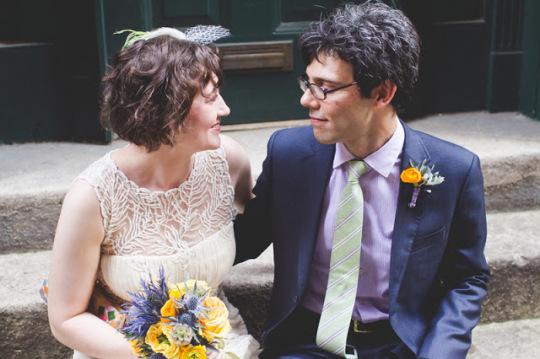 NYC wedding | Moshayedi Photography