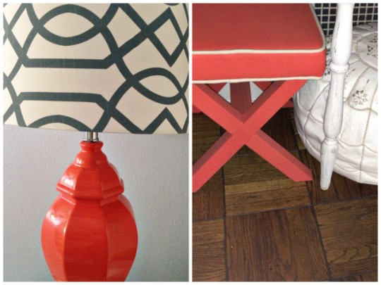 tips for updating your living space: add color
