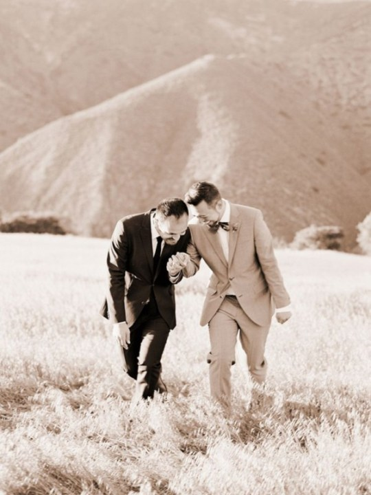 same sex marriage and celebrating love on ohlovelyday.com | photo by elizabeth messina
