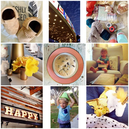 week in Instagrams | Oh Lovely Day
