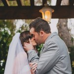rustic backyard wedding | Session Nine Photographers on Oh Lovely Day