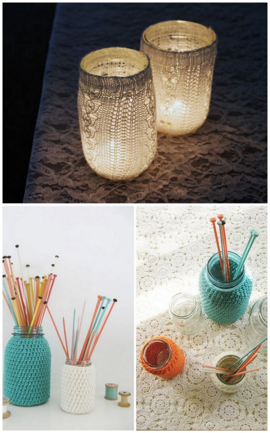 5 new ways to use mason jars | ohlovelyday.com