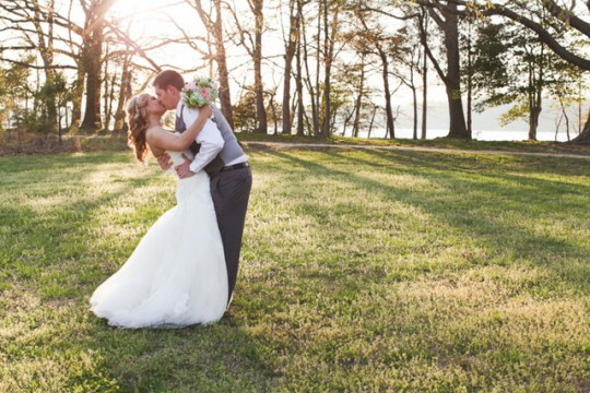Classic Pink Wedding | Birds of a Feather Photography