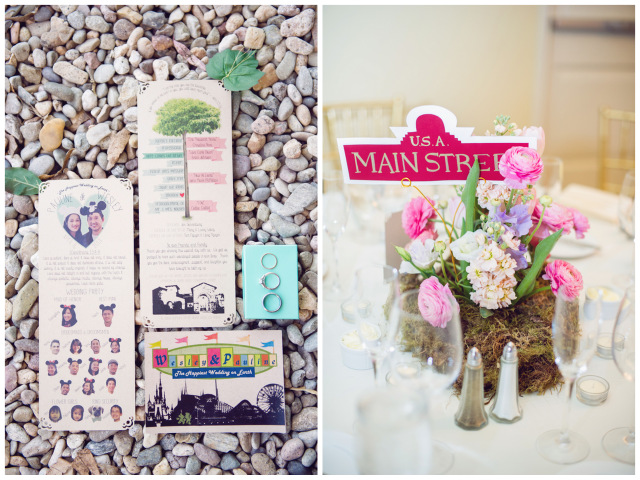 Disney-inspired wedding | Sun & Sparrow Photography | Oh Lovely Day