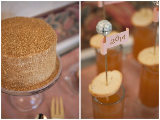 New Year's Eve Wedding Inspiration | Hetler Photography & The Day's Design Events | Oh Lovely Day