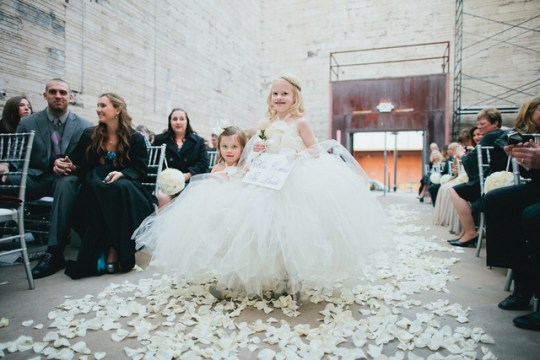 Winter White Arizona Wedding   Andrew Jade Photography on Oh Lovely Day