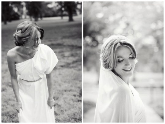 Dreamy Bridal Shoot | Jessica Arden Photo & Hushed Commotion on Oh Lovely Day