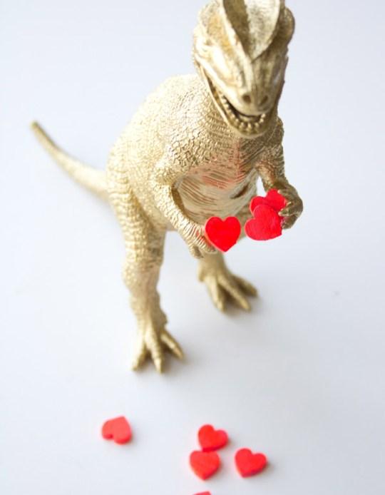 Dino Valentine DIY