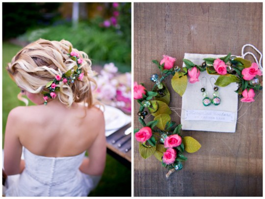 Sustainable & Eco-Friendly Spring Inspiration | Amy Chamgagne Events & Ashley Therese Photography