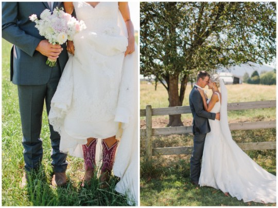 Canadian Cornfield Wedding | Mikaela Ruth Photography