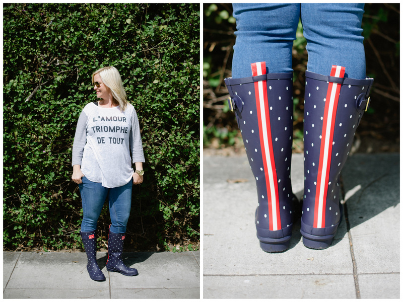 rain boots by Joules | Oh Lovely Day