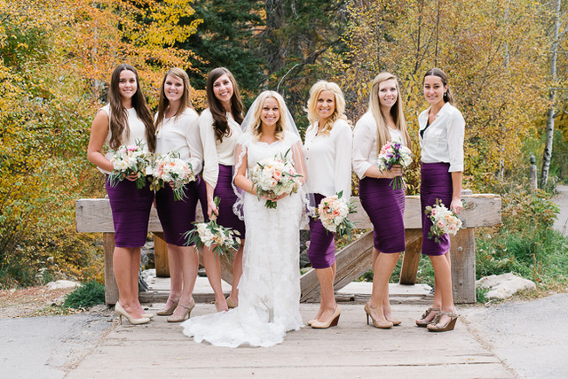 Romantic Sundance Wedding | Jenna Bechtholt Photography