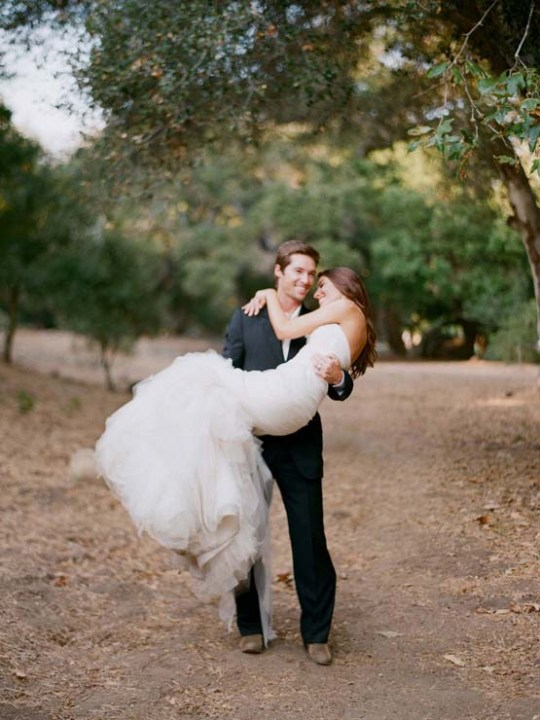 Loverly Real Weddings | Oh Lovely Day | Elizabeth Messina