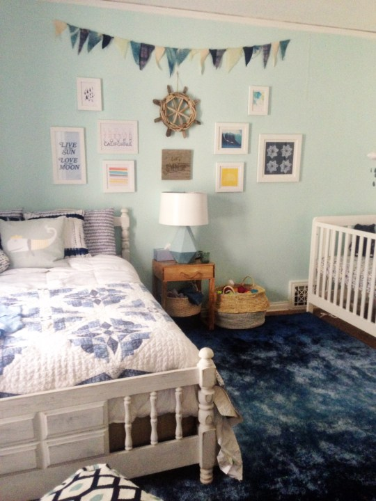 Nursery Peek and a Lulu & Georgia Giveaway   Oh Lovely Day