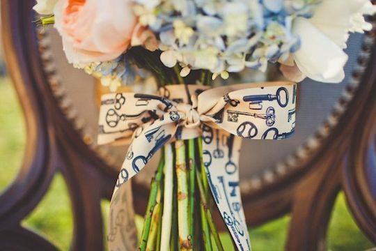 Non-Tacky Disney Wedding Inspiration | Oh Lovely Day