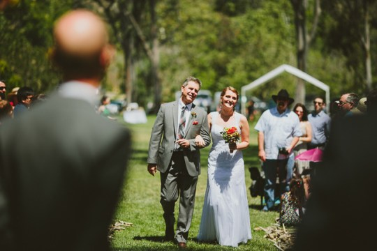 DIY San Diego Picnic Wedding by Hom Photography | Oh Lovely Day