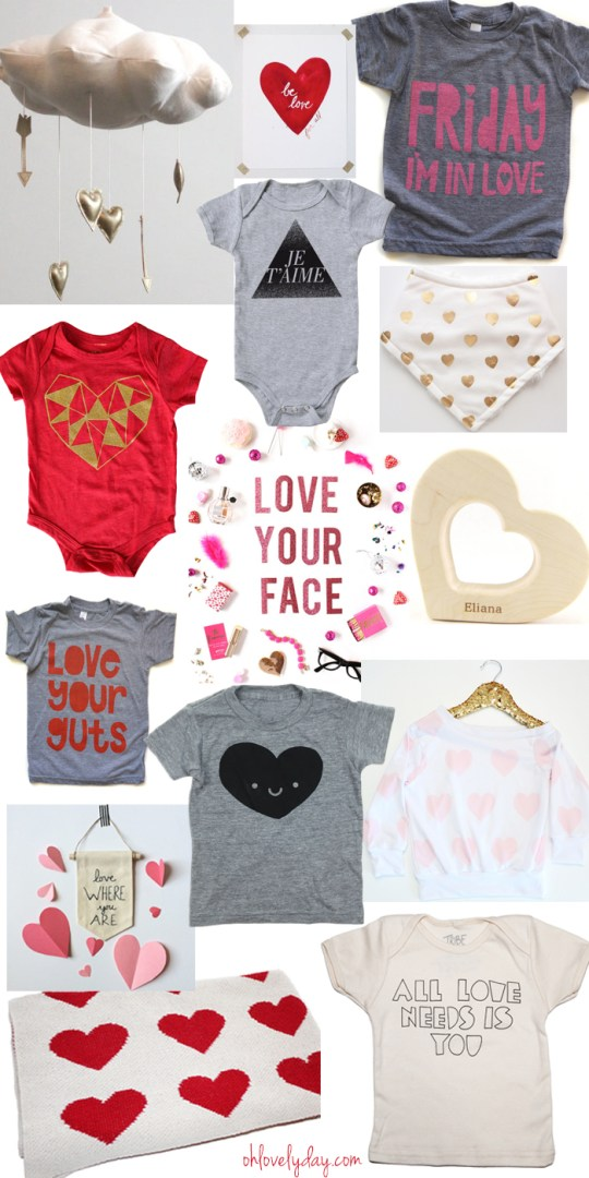 Love for Littles Valentine's Day Round Up   Oh Lovely Day