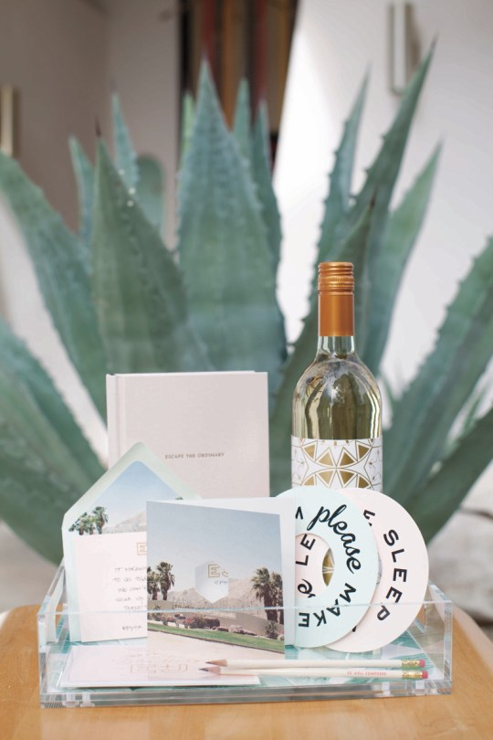 Martha Stewart Weddings Real Wedding Preview | Palm Springs Wedding | Belathée Photography, Sitting In A Tree Events, 10.11 Makeup, Yeah Rentals, Cheree Berry Paper, Bloem Hill Florals