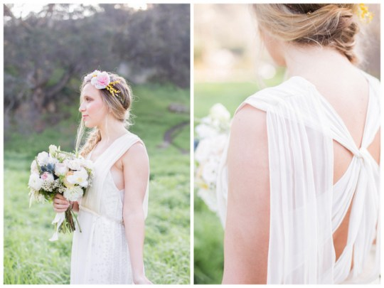 Pastel Bohemian Spring Wedding Inspiration from Reverie Supply & Beijois Events | Oh Lovely Day