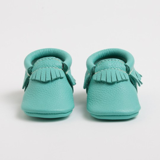 Oh Lovely Day Mother's Day Gift Guide + Giveaway: Freshly Picked Moccasins