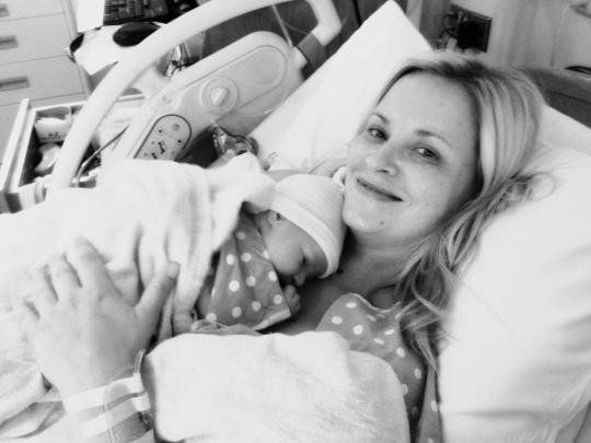 Calvin's birth story   Oh Lovely Day