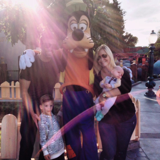 tips for taking a baby to disneyland   Oh Lovely Day